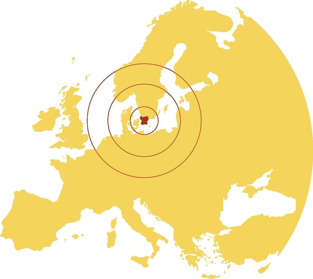 Europa-karta